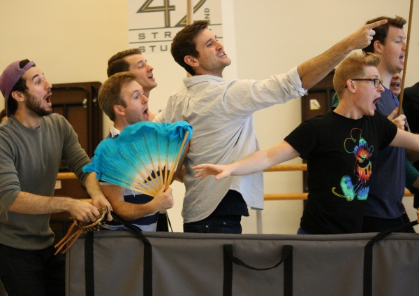 Michael Romeo Ruocco, Jeremy Morse, CJ Pawlikowski, Jordan Bondurant, Jason Edward Co Photo