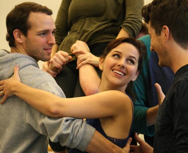 Christopher Herr, Jessica Grove, Matt Dengler