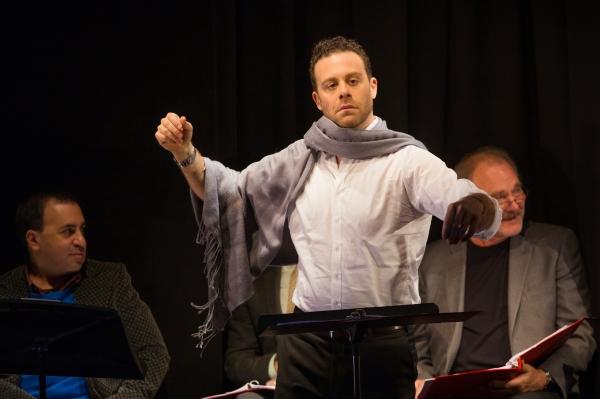 Matthew Rauch as Caliban