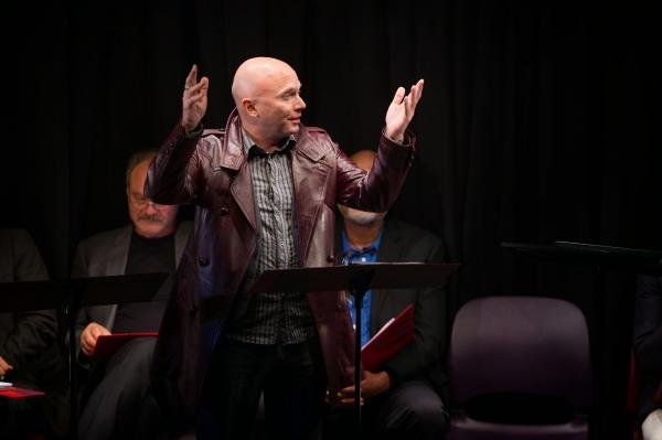 Michael Cerveris as Prospero