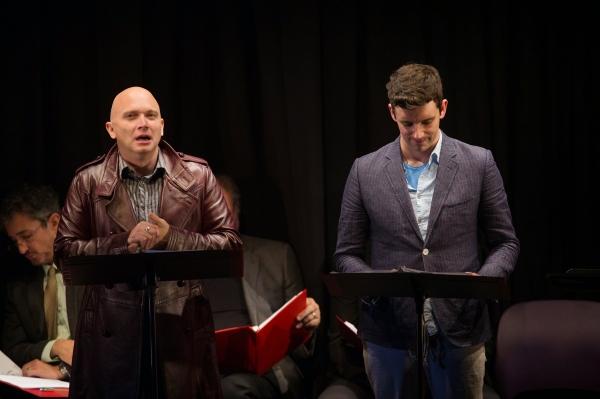 Michael Cerveris and Michael Urie