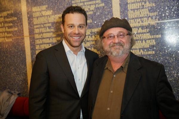Matthew Rauch and Eric Hoffmann