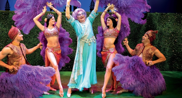 Dame Edna and Company