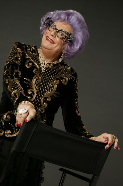 Photo Flash: Sneak Peek at Dame Edna's GLORIOUS GOODBYE Tour, Coming to Los Angeles This Winter