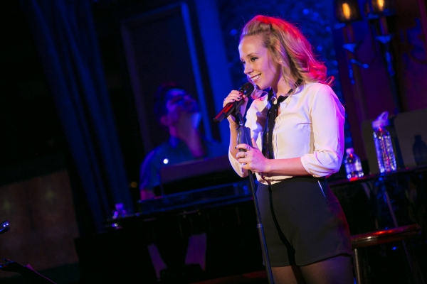 Photo Coverage: Tracy McDowell Plays 54 Below!