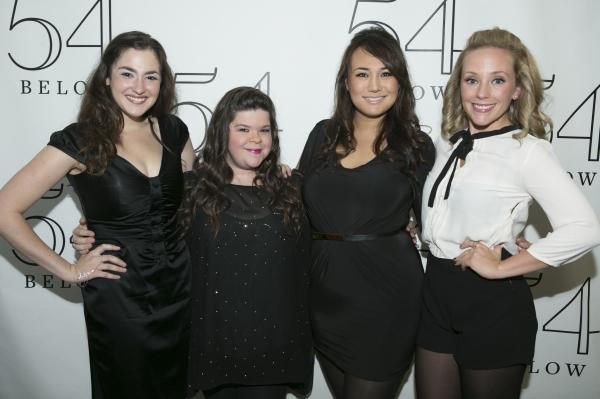 Hannah DeFlumeri, Marissa Rosen, Anne Fraser Thomas and Tracy McDowell
