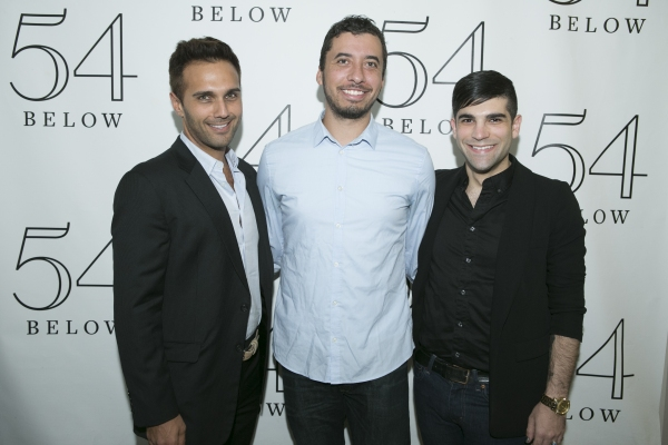 Rich Martino, Bryan Campione, Steven Ferezy