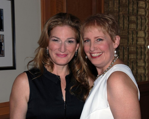 Saturday Night Live''s Ana Gasteyer and Broadway''s Liz Callaway