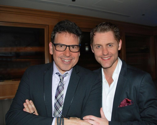 AMERICAN IDOL''s musical director Michael Orland and Broadway''s Michael McCorry Rose