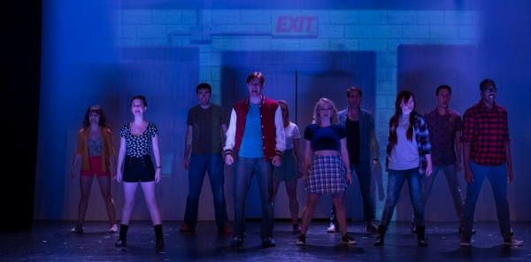 Photo Flash: ATP's Production of CARRIE: THE MUSICAL