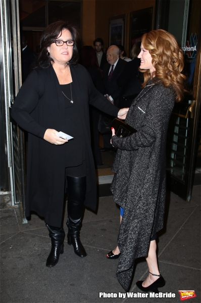 Rosie O''Donnell and wife Michelle Rounds