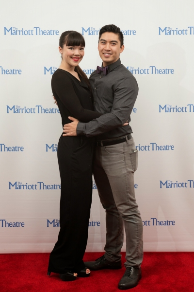 Megan Masako Haley and Devin Ilaw