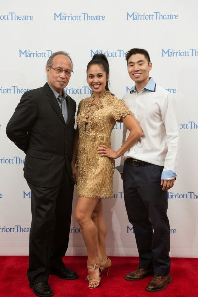 Joseph Anthony Foronda, Jasmine Ejan, W. Blaine Brown  Photo