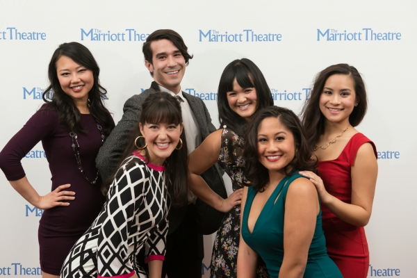 Yu Suzuki, Audrey Billings, Scott Shimizu, Rose Le Tran, Jillian Jocson, Janelle Vill Photo
