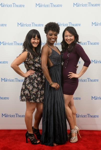 Rose Le Tran, Monique Haley, Yu Suzuki