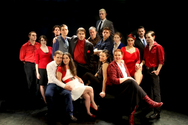 Cast: Billy Berger-Bailey, Trip Collins, Jonathan Emerson, Matthew Healy, Jenny Hoofn Photo