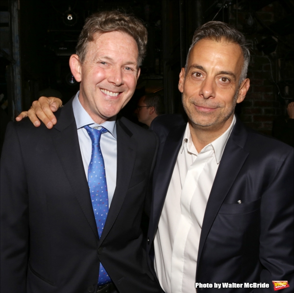 John Logan and Joe Mantello