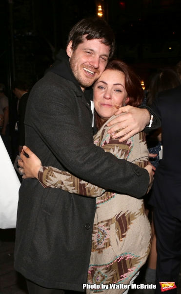 Michael Esper and Rachel Tucker