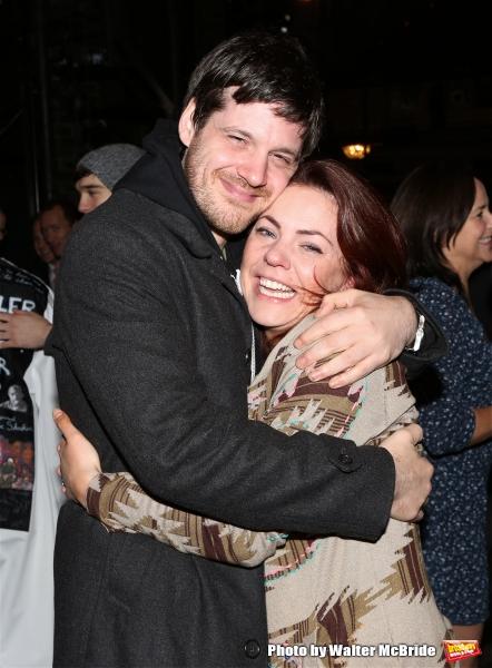 Michael Esper and Rachel Tucker