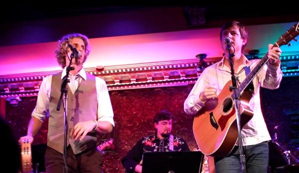 Aaron LeVigne, Eric Anthony and Sam Sherwood