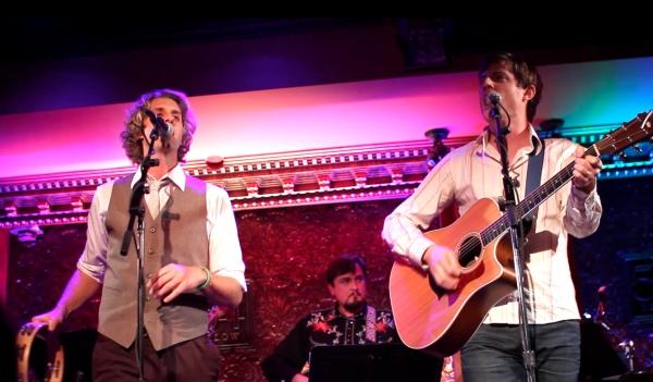 Aaron LeVigne, Eric Anthony and Sam Sherwood Photo