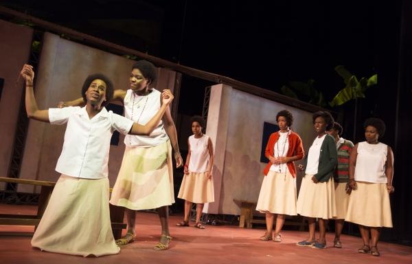 Nneka Okafor, Joaquina Kalukango & Cast