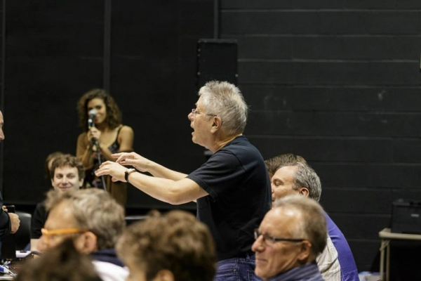 Photo Flash: In Rehearsal with the Cast of La Jolla Playhouse's THE HUNCHBACK OF NOTRE DAME!