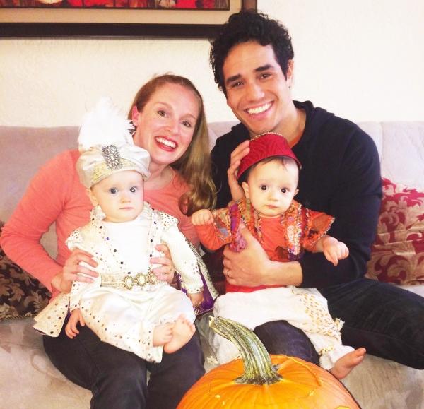 Adam Jacobs & Family
