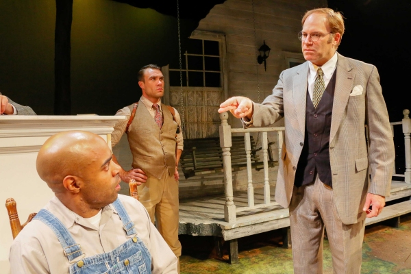 Chauncy Thomas, Rob DiSario, Al Bundonis