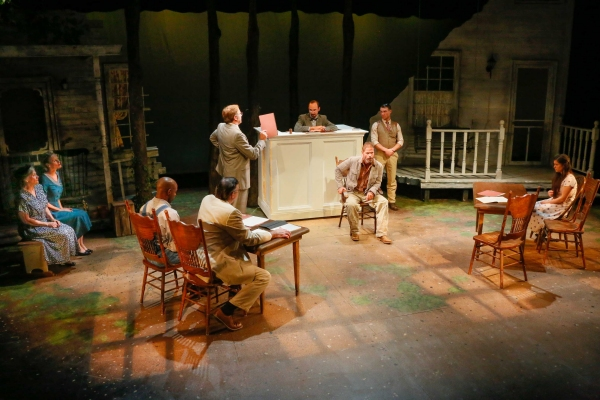 Chloe Dirksen, Carolyn Popp, Chaucy Thomas, Scott Eck, Al Bundonis, William Sturek, Joe Pallister, Rob DiSario, Jessica Morellaro