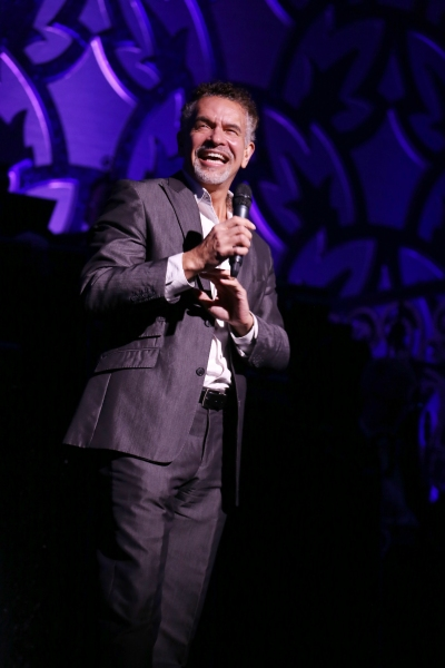 InDepth InterView Exclusive: Brian Stokes Mitchell On THE BAND WAGON At Encores!, Plus GLEE Final Season, SWEENEY TODD, New Albums & More