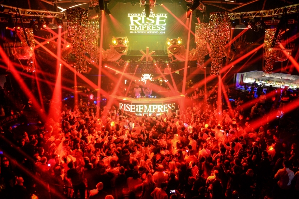 Photo Flash: Hakkasan Nightclub Hosts 'Forbidden City' Halloween Bash