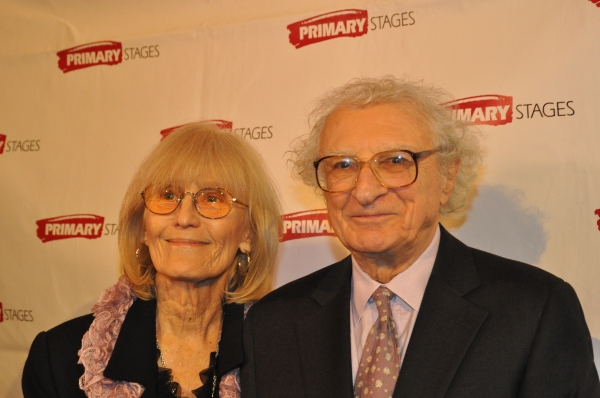 Margery Gray Harnick and Sheldon Harnick