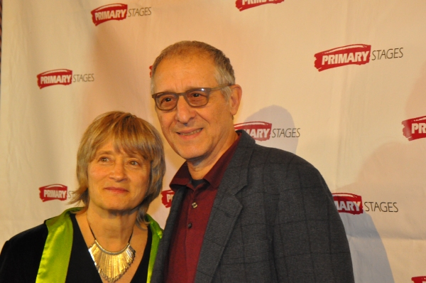 Jane Ira Bloom and Joe Grifasi Photo