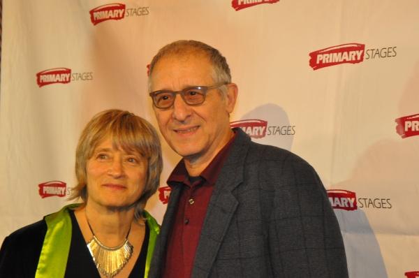 Jane Ira Bloom and Joe Grifasi