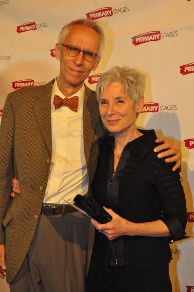 David Ives and Martha Ives