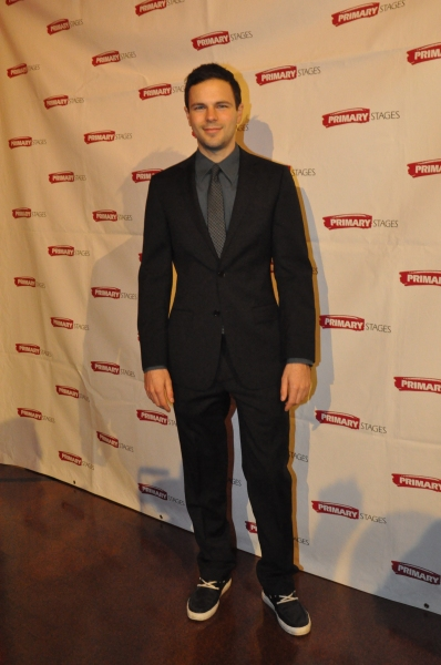 Photo Coverage: Primary Stages Honors Donald Margulies and Julian Schlossberg at 2014 Gala