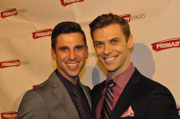 Josh Prince and Michael Novak