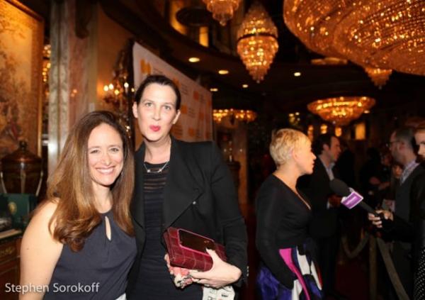 Caroline Sorokoff & Marie Cecile Flageul