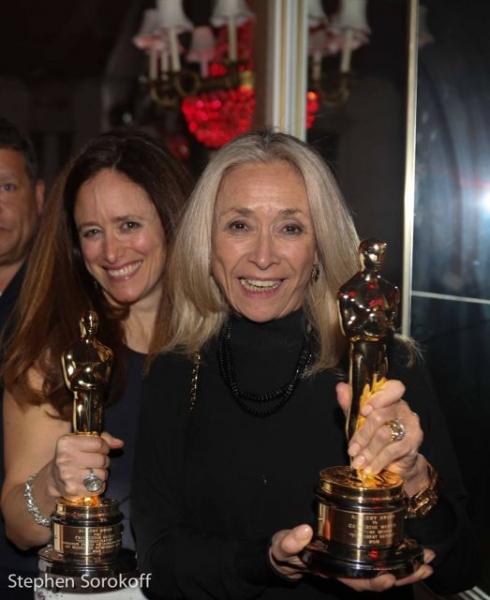 Caroline Sorokoff & Eda Sorokoff, Academy Award Winners