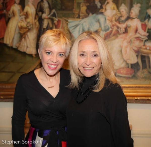 Catherine Martin & Eda Sorokoff