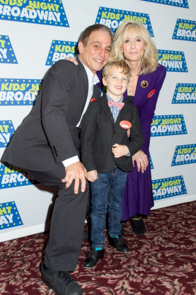 Tony Danza, Iain Armitage, Judith Light