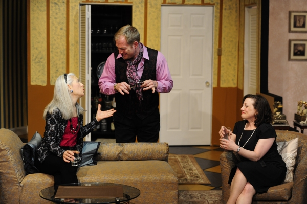 Kathleen Tacelosky, Jeremy Burkett, Aliza Bardfield Photo