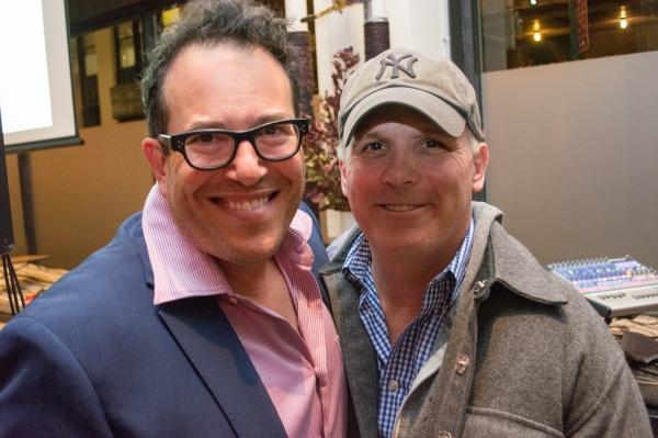 Michael Mayer and Scott Ellis