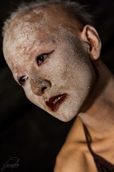 Photo Flash: BUTOH MEDEA Adds Second Show at United Solo