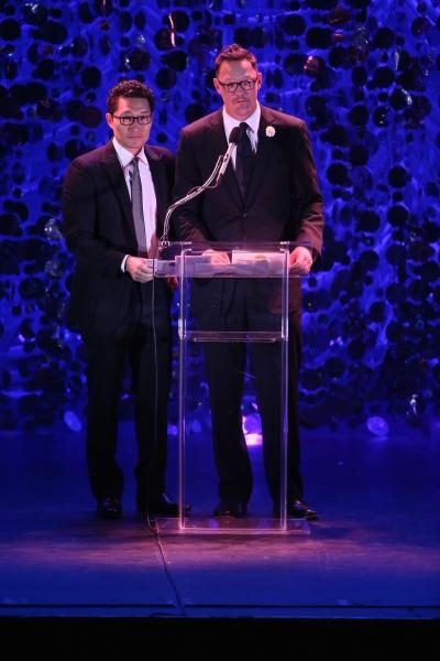 Daniel Dae Kim and Matthew Lillard
