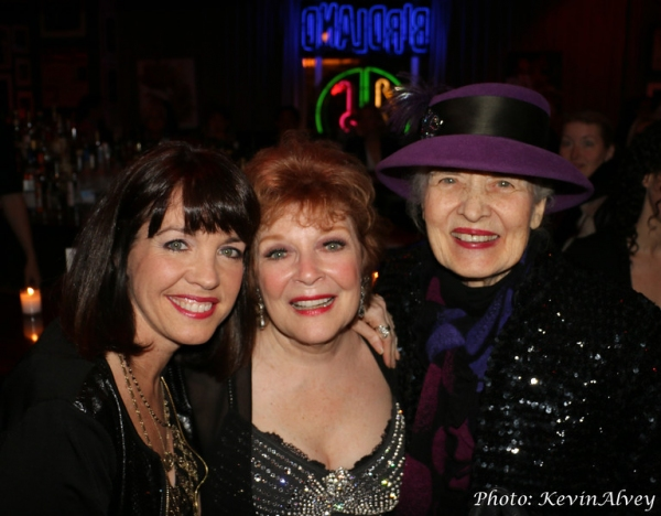 Deborah Lynn, Anita Gillette, Julie Wilson