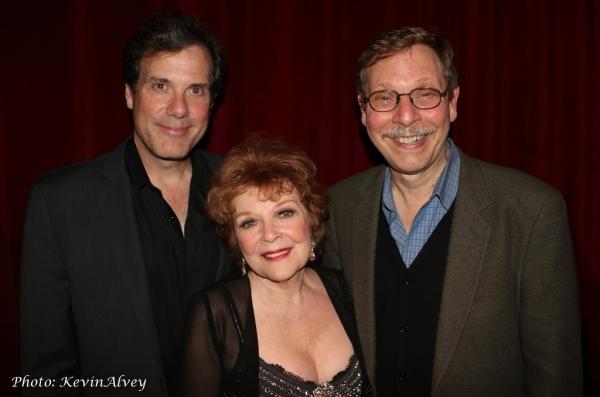 Paul Greenwood, Anita Gillette, Barry Kleinbort