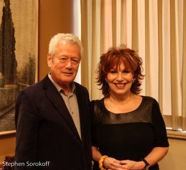 Stephen Sorokoff & Joy Behar