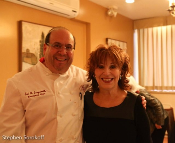 Sal Scognamillo & Joy Behar